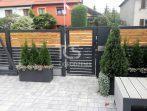 realizacja ogrodzenia